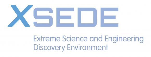 Extreme Science and Engineering Discovery Environment (XSEDE) Logo